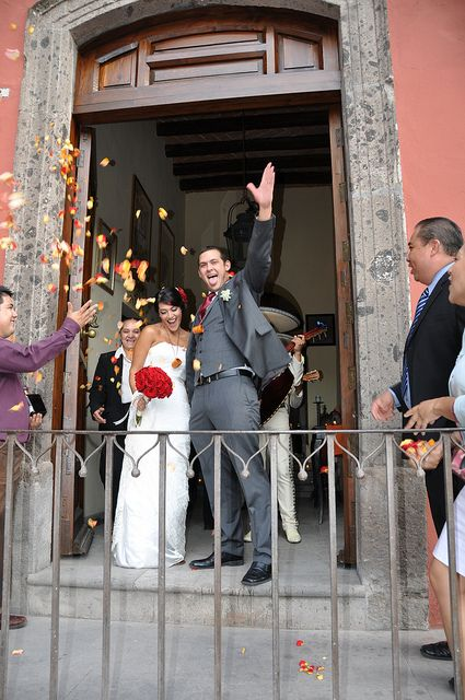 a wedding mexican style!