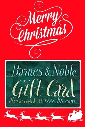 25 barnes and noble gift card bearymerryholiday giveawayhop planet weidknecht