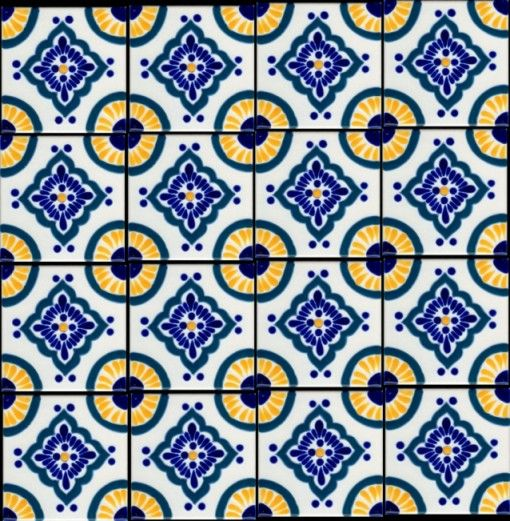 Image result for mexican tiles An Abecedary to Color in 40 Classy Pattern In Spanish