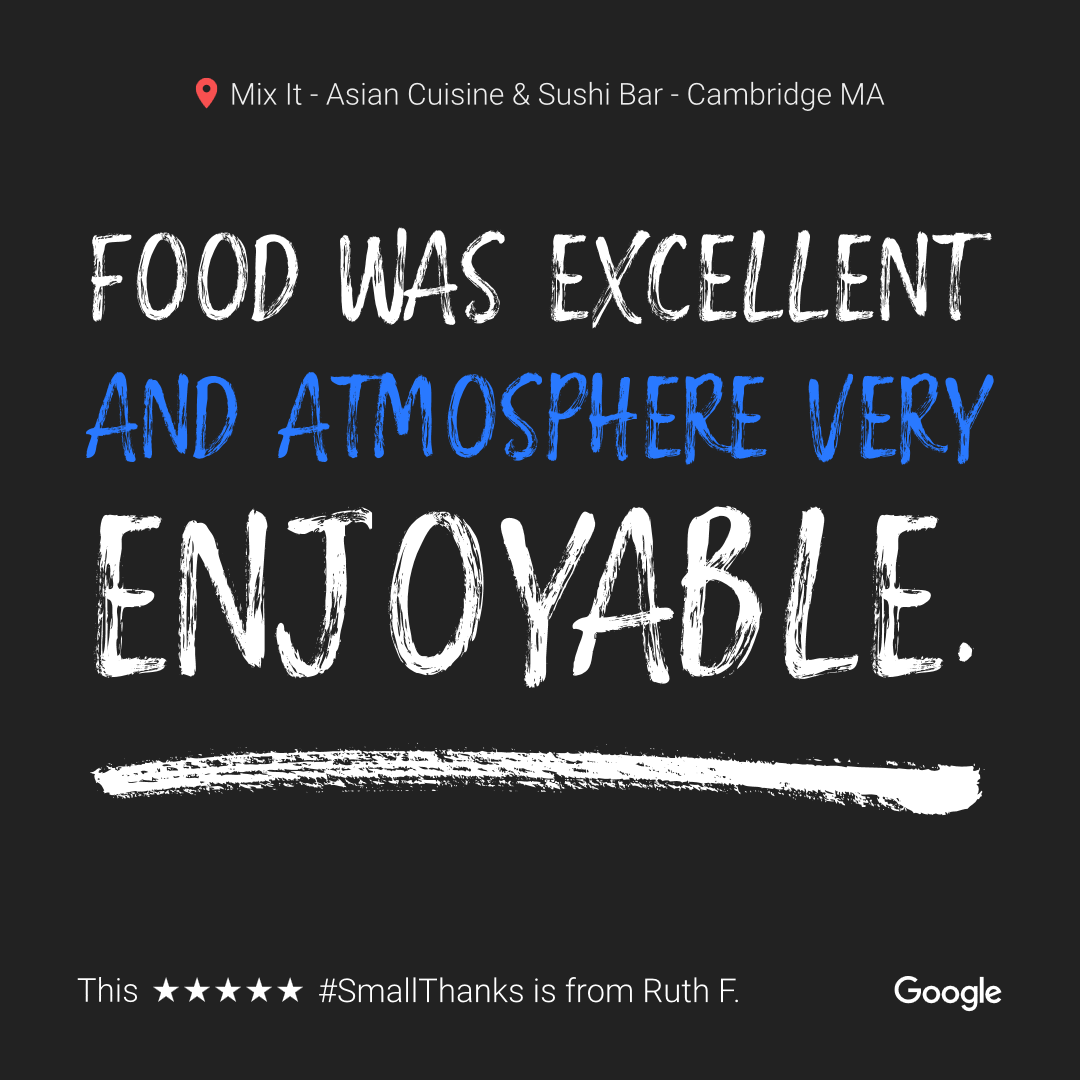 Excellent Food In An Enjoyable Atmosphere Visit Us Or