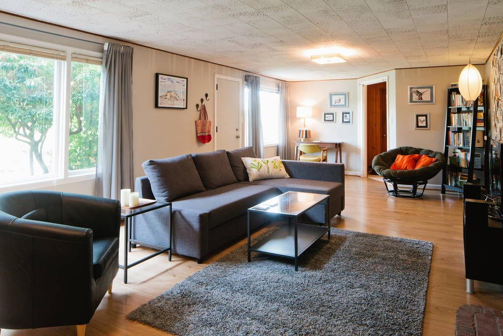 Spacious Woodlawn Suite Houses for Rent in Portland