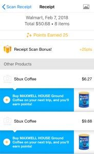 Scan Receipts with this Stackable App Grocery savings