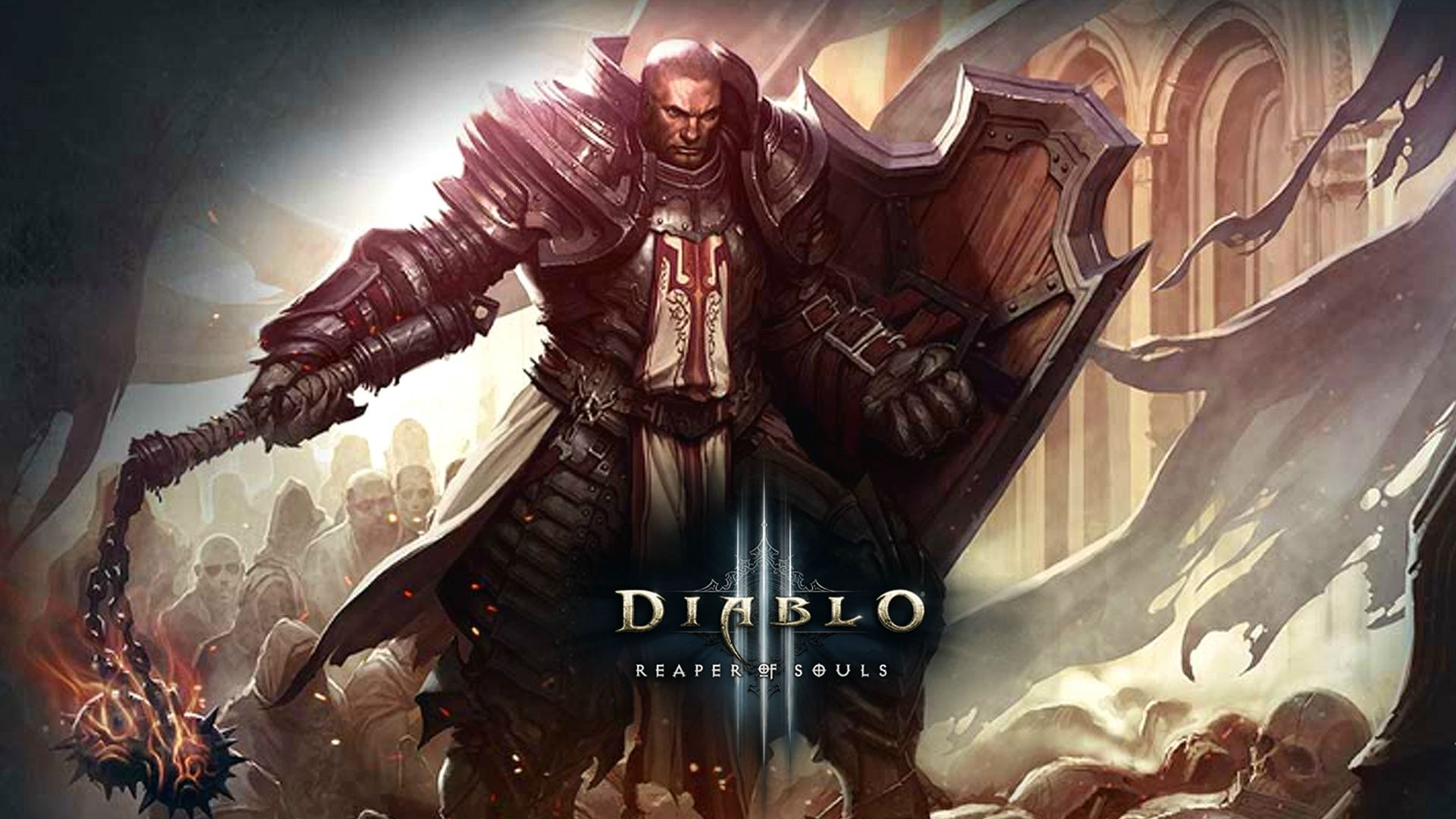 Crusader, Diablo 3 | Gaming | Pinterest | Crusaders