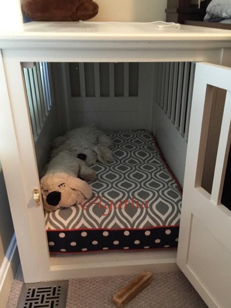 Custom Size Dog Bed Posturepedic Memory Foam Dog