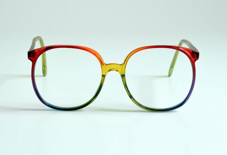 monture coloré lunettes | sdb | Pinterest
