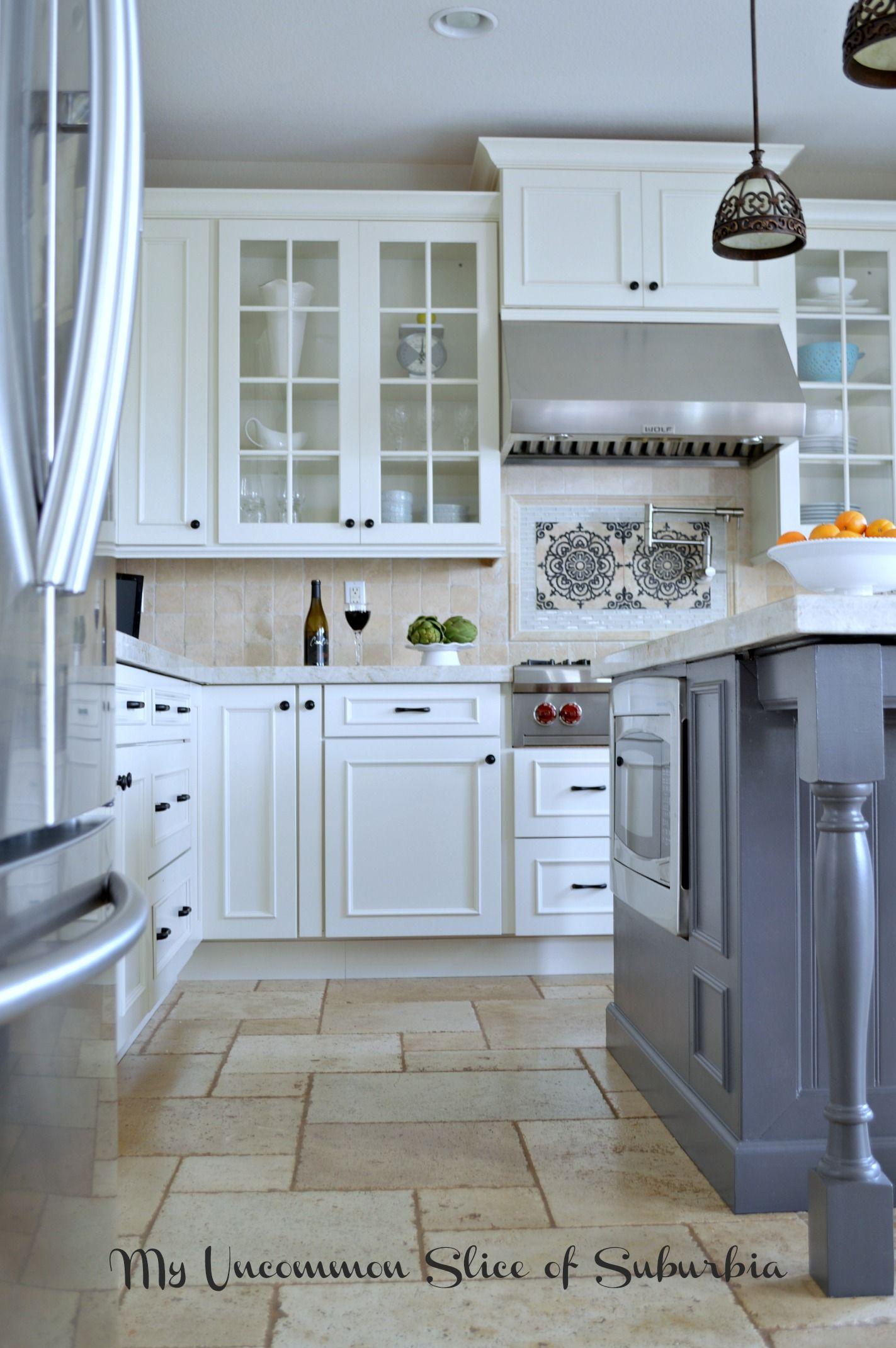 White & Elegant Kitchen Remodel   Elegant kitchens, Elegant and Kitchens