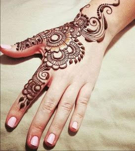 Easy Henna Designs Henna Art Design Henna Designs Simple Marathondi