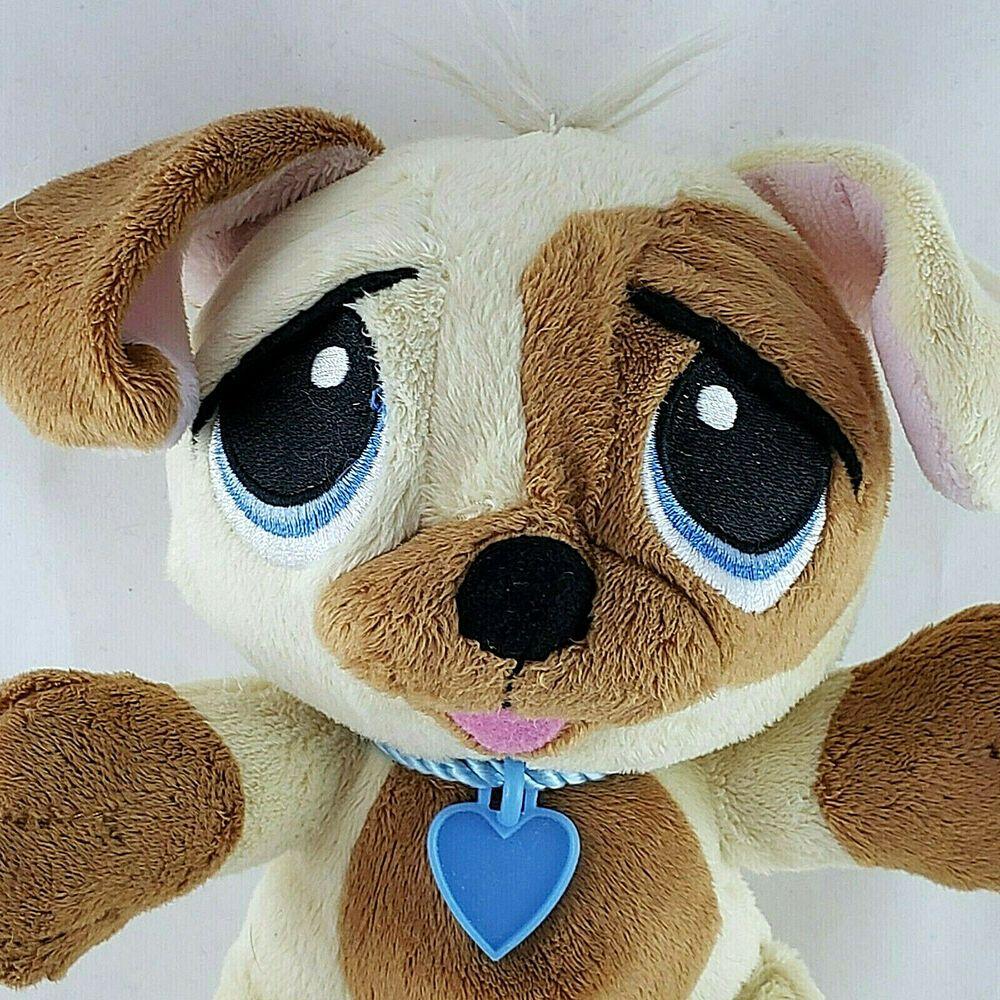 "Rescue Pets Little Tumbler Puppy Dog Plush Animal 10"""