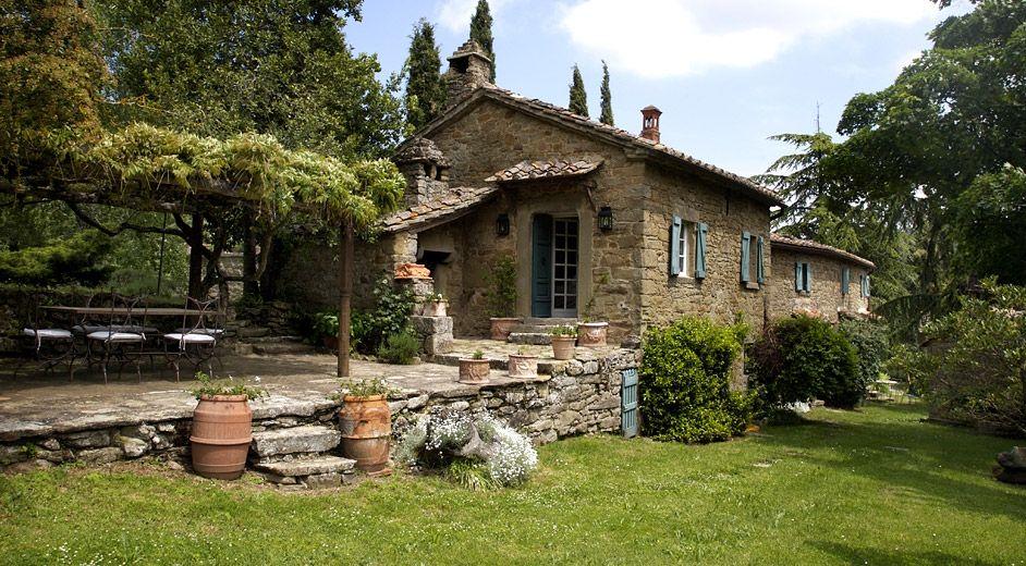 bosca dei tartufi is an outstanding luxury villa rental in a renovated farmhouse property nestled in - Luxury Villas Tuscany