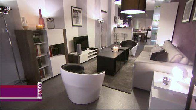 LE SALON DE DAVID & MARIE-SYLVIE | Salons, Decoration and Modern