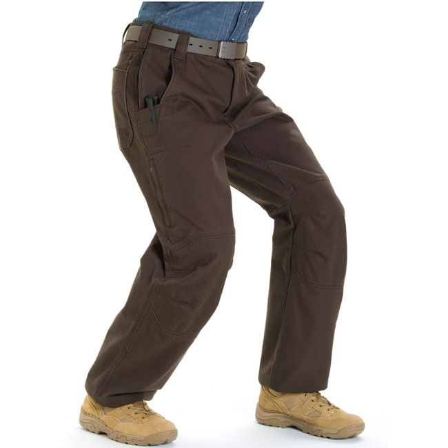 5.11 Kodiak Pants Trousers - Saddle Brown