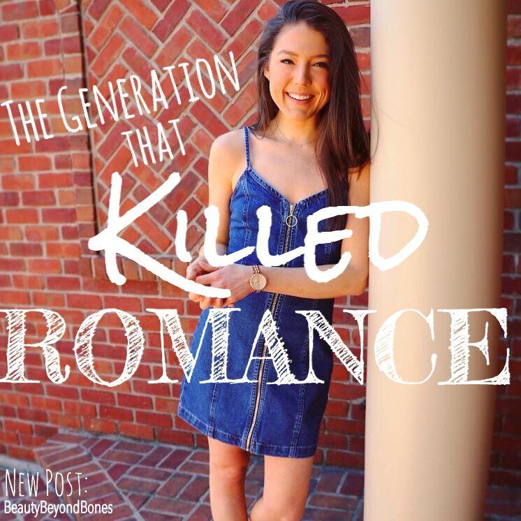 The Generation that Killed Romance Catholic dating