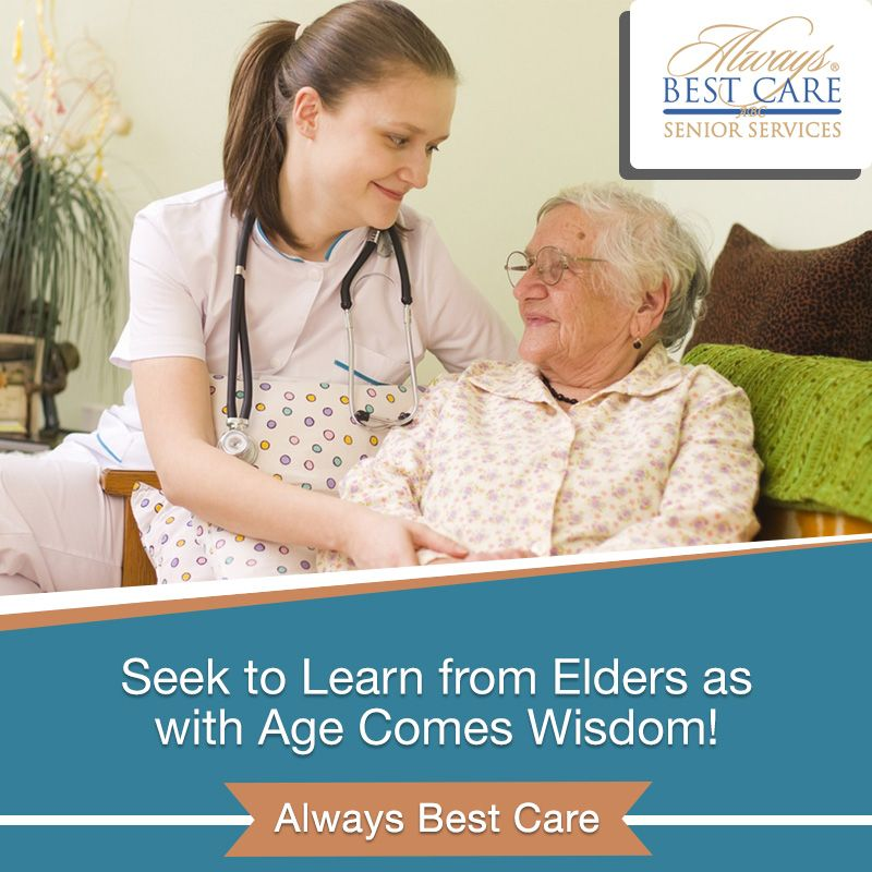 Always best care of sw metro provides inhome senior care