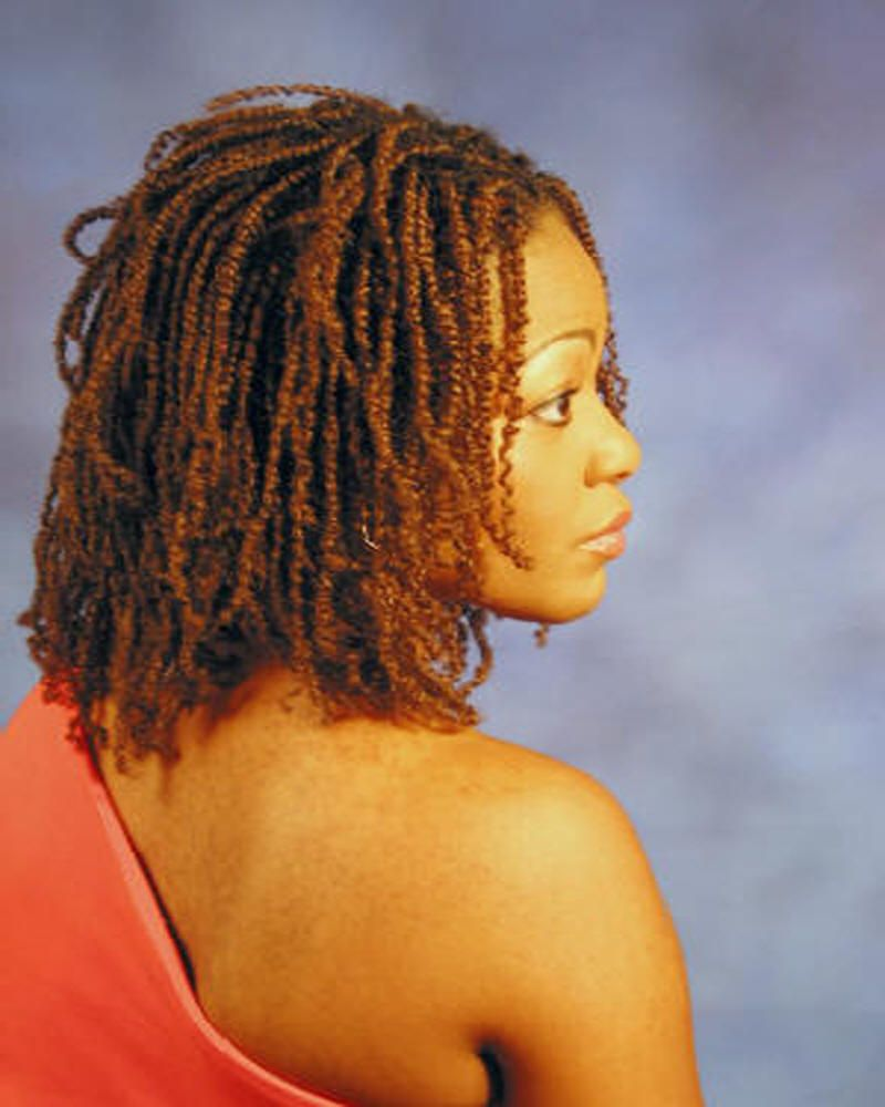 Braiding in Maryland | Kinky twist styles | Pinterest ...