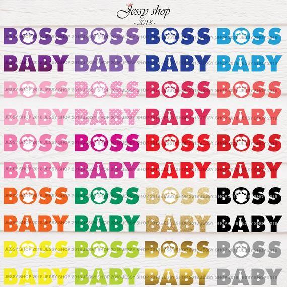 African American Boss Girl Logo Clipart Boss Baby Girl Logo