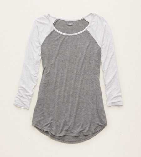 Aerie Baseball Tee - Buy One Get One 50% Off