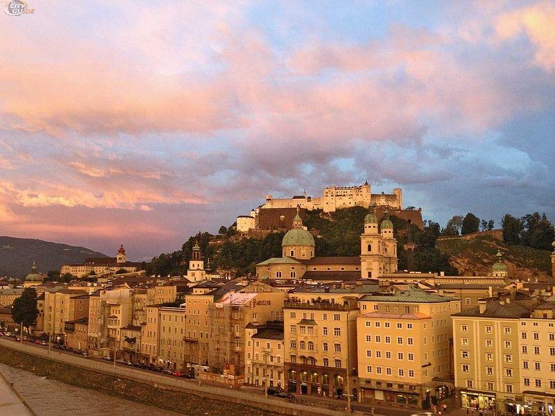 SKYLINE - Salzburg