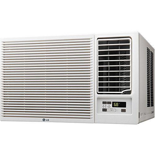 Lg Lw1816hr 18000 Btu 230v Air Conditioner Heat Window Mounted Air Conditioner Best Window Air Conditioner Air Conditioner Air Conditioner Heater