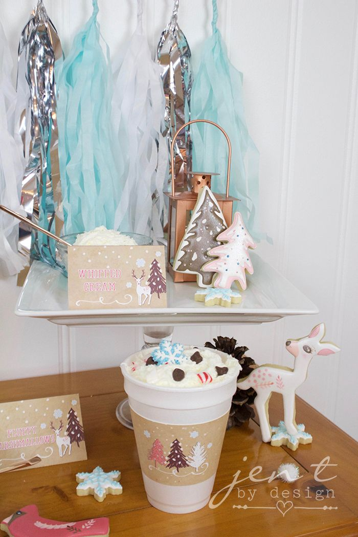 Cookies  Cocoa Gift Sets ~ The Cutest Christmas Gift Idea
