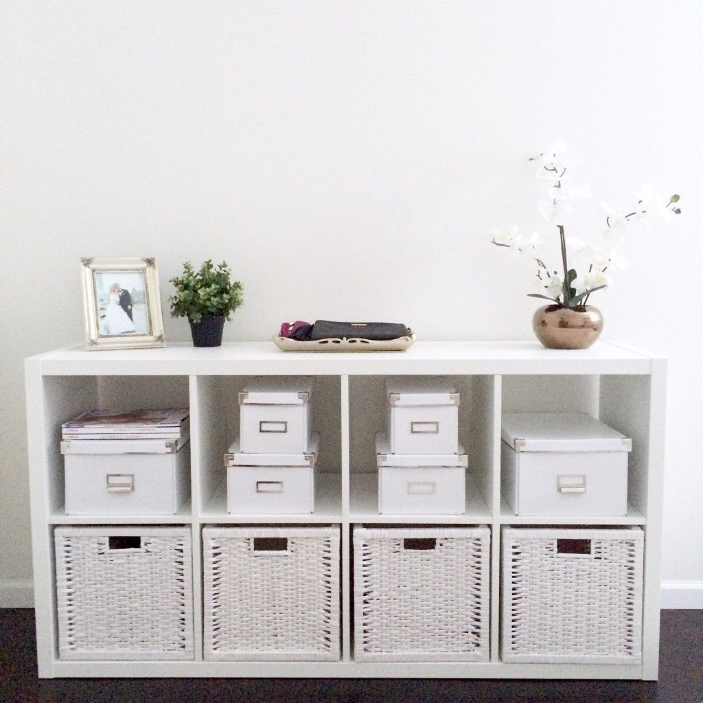Pin by diane on home in 2019 kallax home office storage home decor - Meuble kallax ...