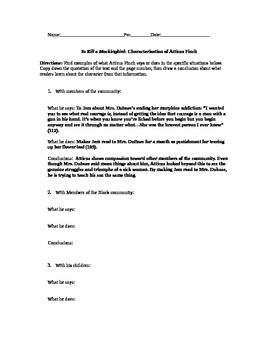 Atticus essay wpp do my esl analysis essay on pokemon go