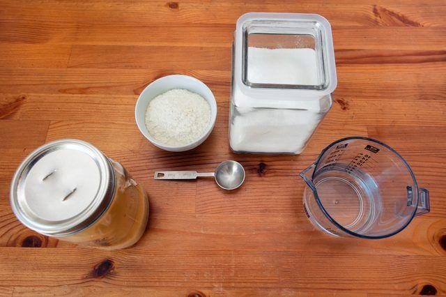 How To Make A Sourdough Starter With Potato Flakes