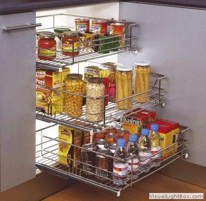 Amoblamientos de cocina con accesorios buscar con google for Accesorios muebles de cocina