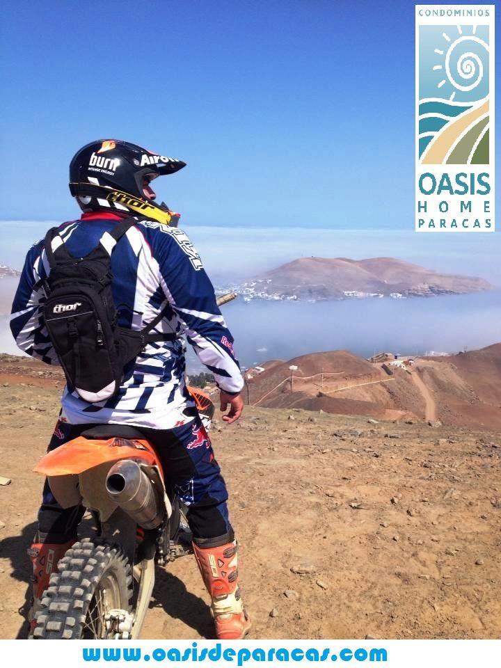Diversión en Oasis de Paracas