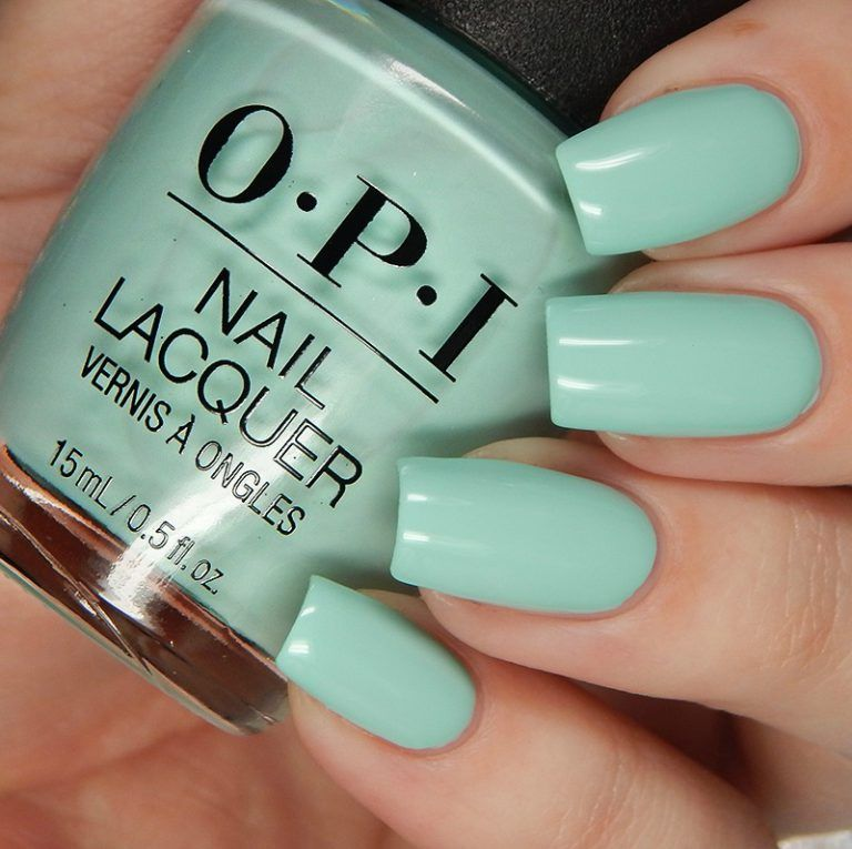 OPI Summer 2018 Grease Collection Swatches and Review   Diseños de ...