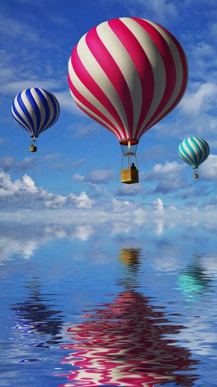 Hot Air Balloons Hot air balloon, Hot air balloon rides