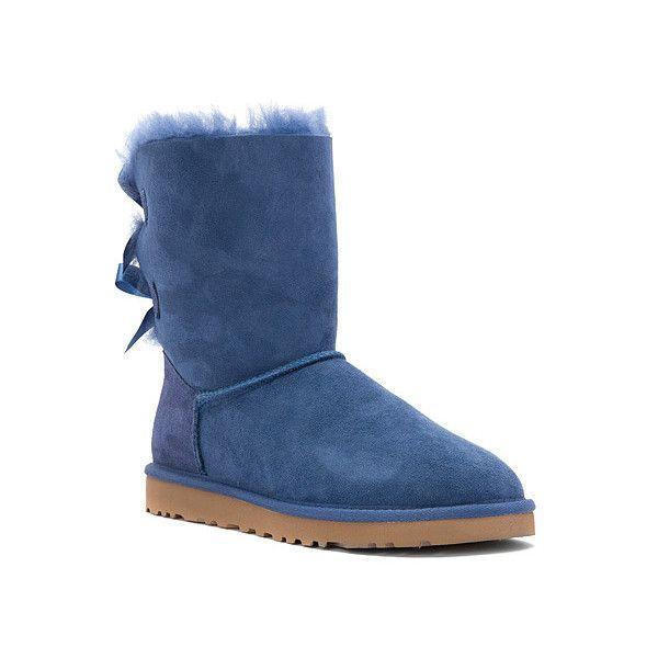 9ee1d9abfe8 UGG® Australia Bailey Bow Apres Ski Boots ($205) ❤ liked on ...