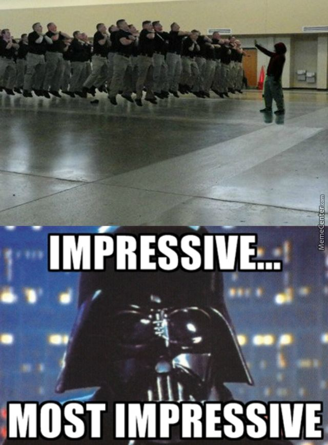 Impressive Most Impressive The Force Is Strong With This One Starwars Tfiswto Forcechoke Darth Star Wars Humor Star Wars Books Star Wars Fandom