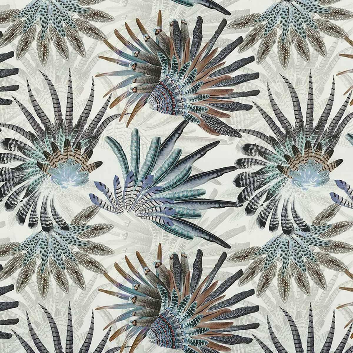 Tissu Touraco - Casamance | Stores et rideaux | Pinterest | Interiors