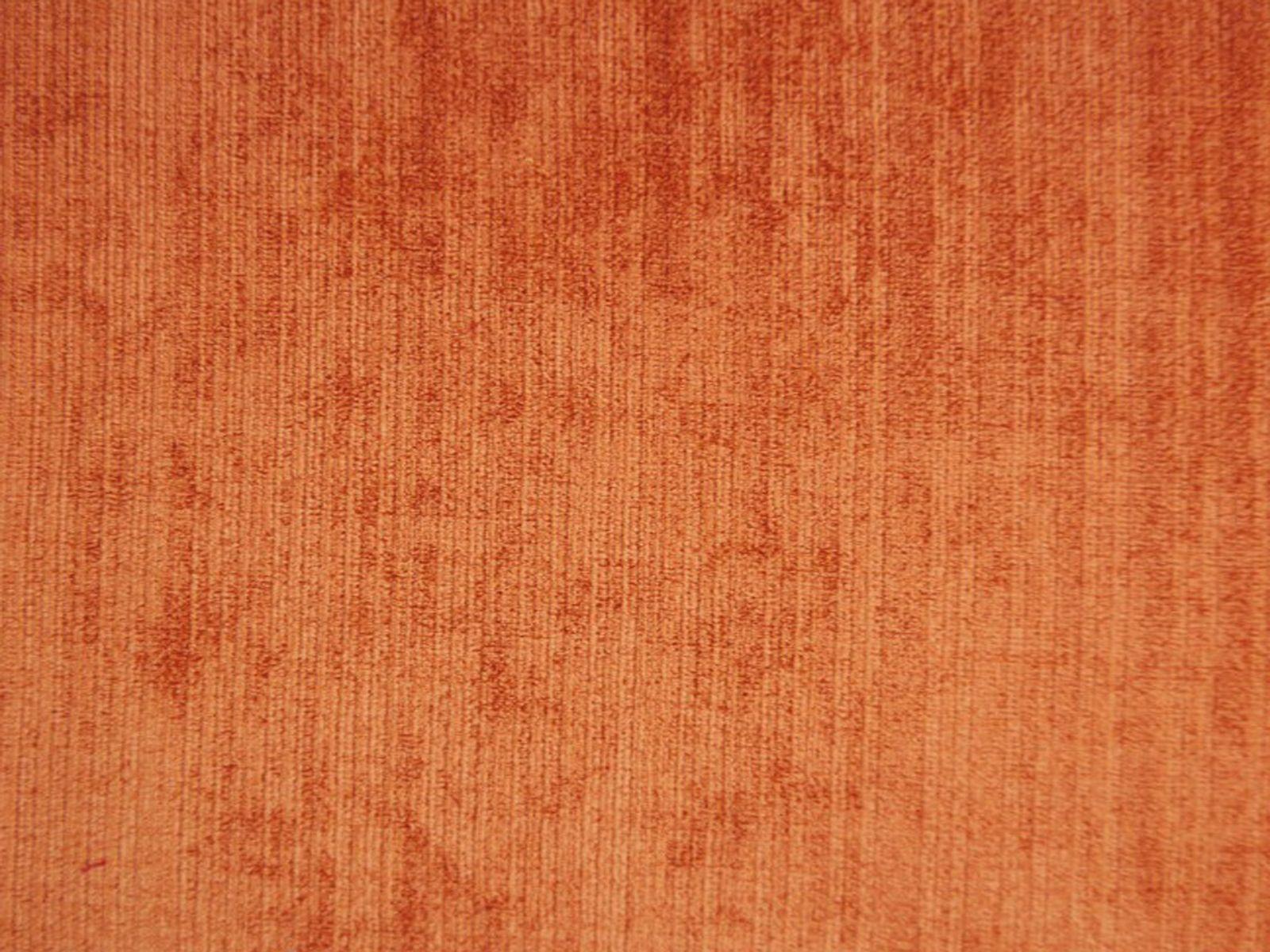 Mango Orange Upholstery Fabric Assisi 2019 Velvet