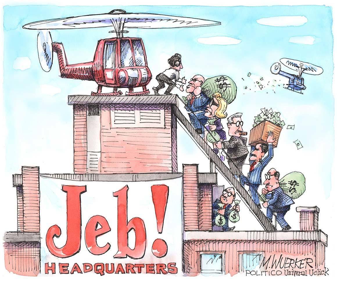 Matt Wuerker/POLITICO | January 2016  http://www.politico.com/gallery/2016/01/matt-wuerker-political-cartoons-january-2016-002168?slide=3