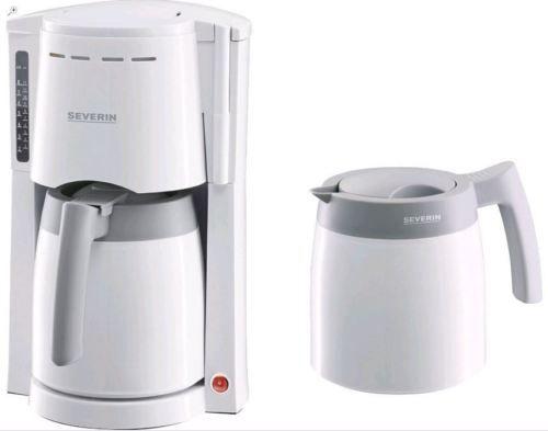 Severin Ka 9233 Kaffeemaschine Mit 2 Thermoskannen Kaffeemaschine
