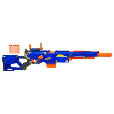 NERF N-STRIKE LONGSTRIKE CS-6 | Outdoor Games for ages 6 & Up | Hasbro $30  Go to www.hasbro.com/nerf to purchase this item! | Pinterest | Outdoor  games ...
