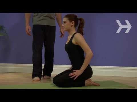 exercises to help correct disc herniation  morning yoga
