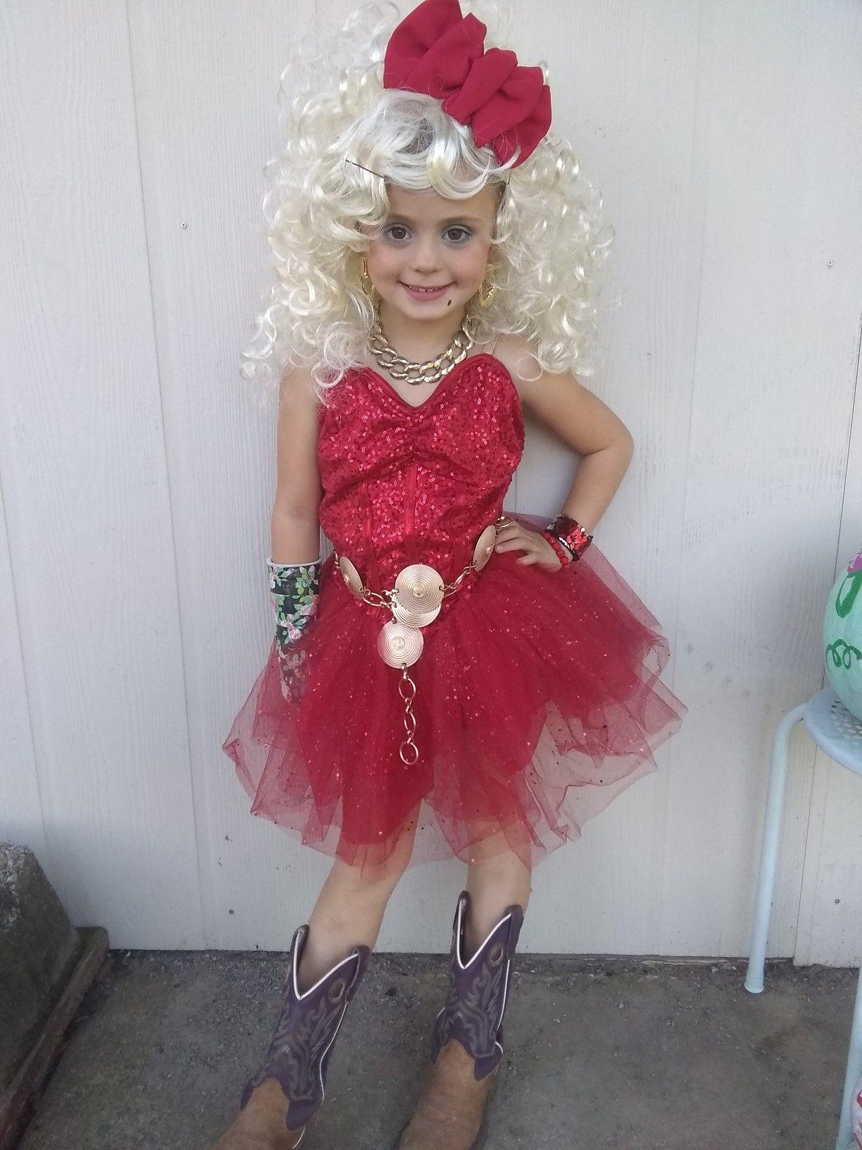My Daughter Kenlees Halloween Costume