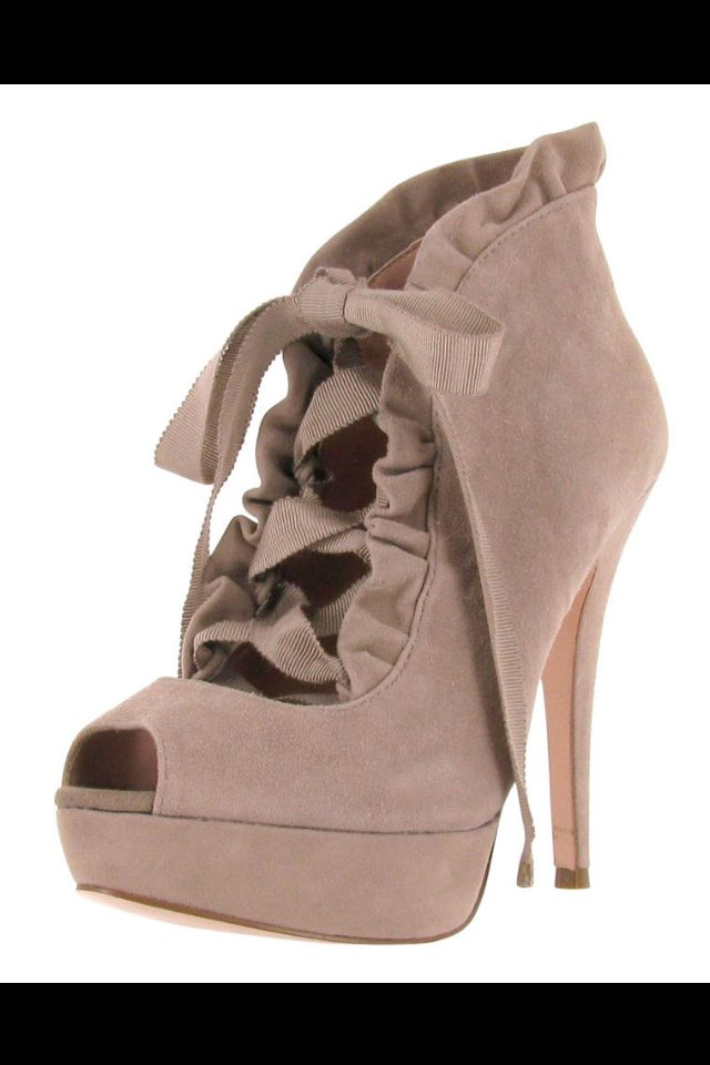 Booties....Betsy Johnson. Must have!!