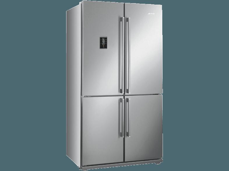 Smeg Kühlschrank Lebensdauer : Smeg fq pe french door kühlschrank kwh jahr a mm hoch