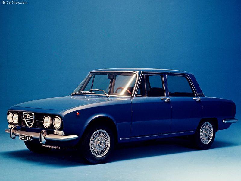 Alfa Romeo 2000 Berlina - 1971