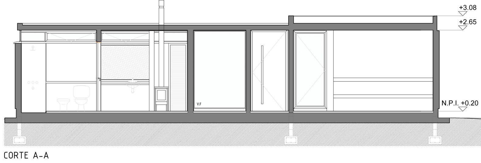 Gallery of D+S House / Estudio BSB – 18