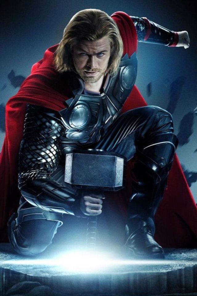 Marvel's Thor iPhone Wallpaper Thor wallpaper, Marvel