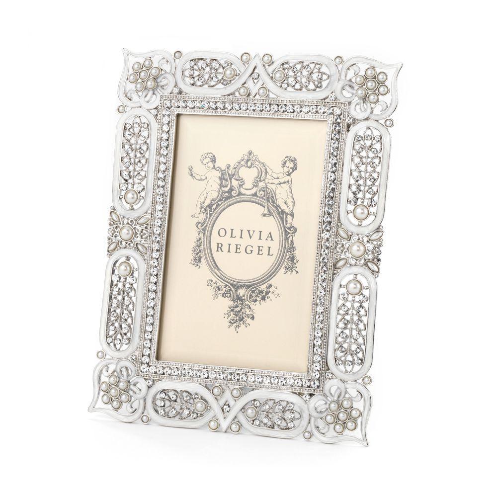 Olivia Riegel Czarina Frame 4 X 6 Frame Wedding Gift