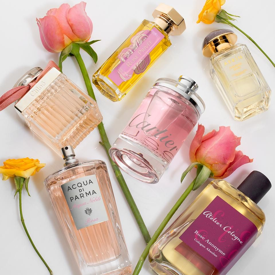 Total romantic? These six rose perfumes are PERFECT for you  http://seph.me/1EbCVMI