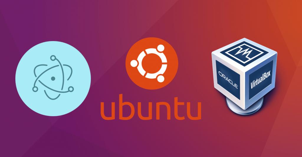 Testing electron app on Ubuntu linux is easy with