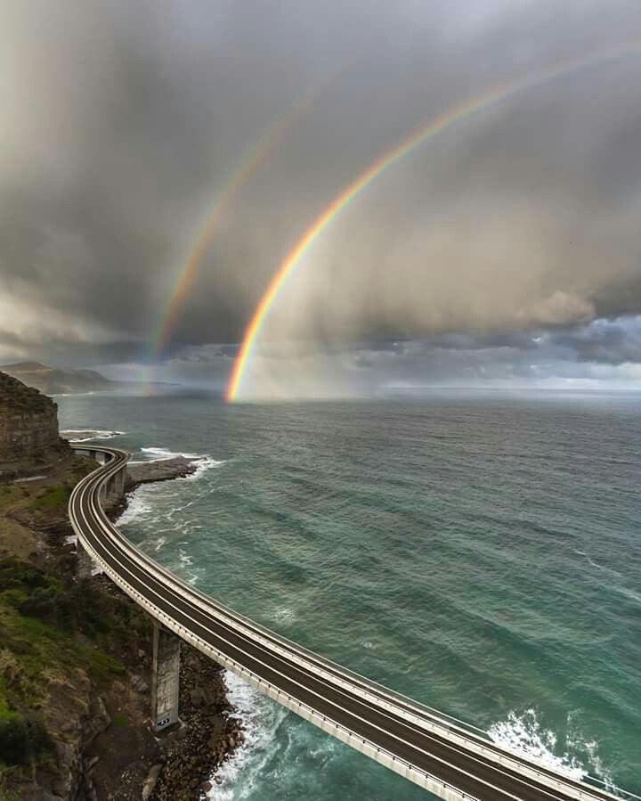 Sea Cliff Bridge South Australia
