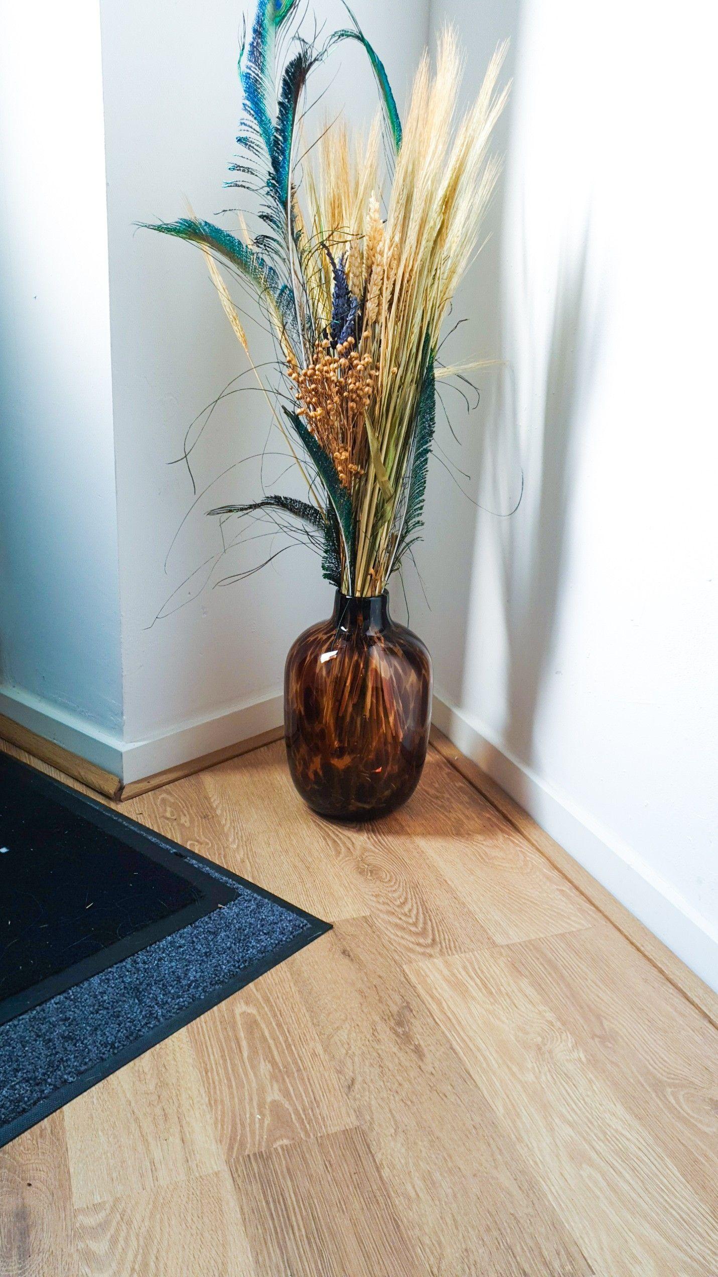Bouquet Droogbloemen Pauwenveren Home Decoratie Decoratie Pauwenveer
