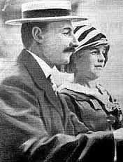 john and madeleine astor picture - Google Search  richest passenger aboard the Titanic.Only Madeleine survive.1912